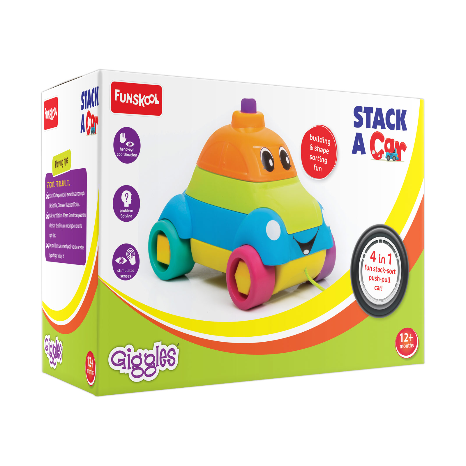 Stack A Car