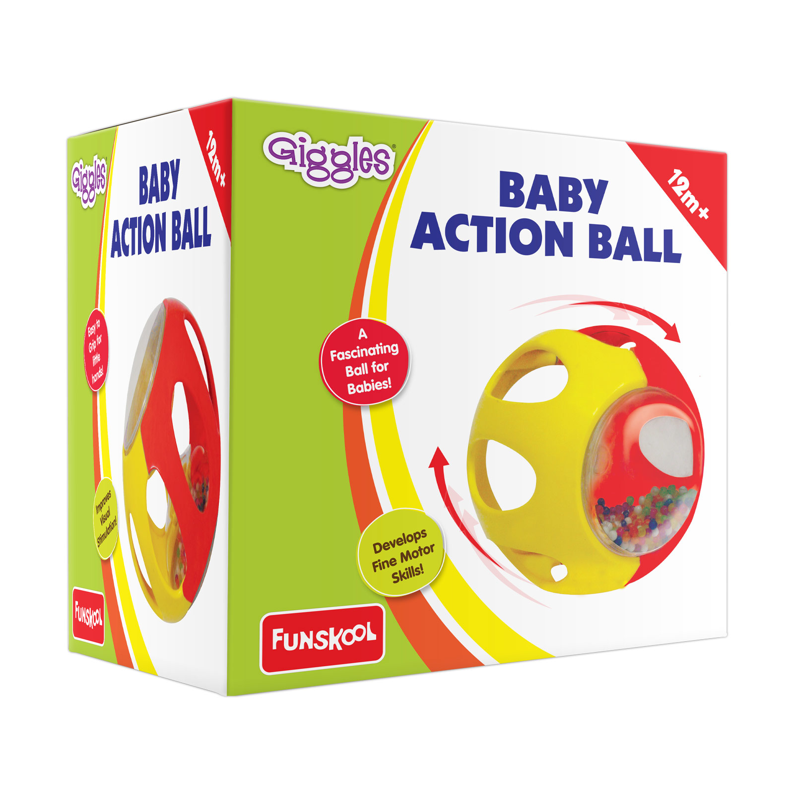 Baby Action Ball