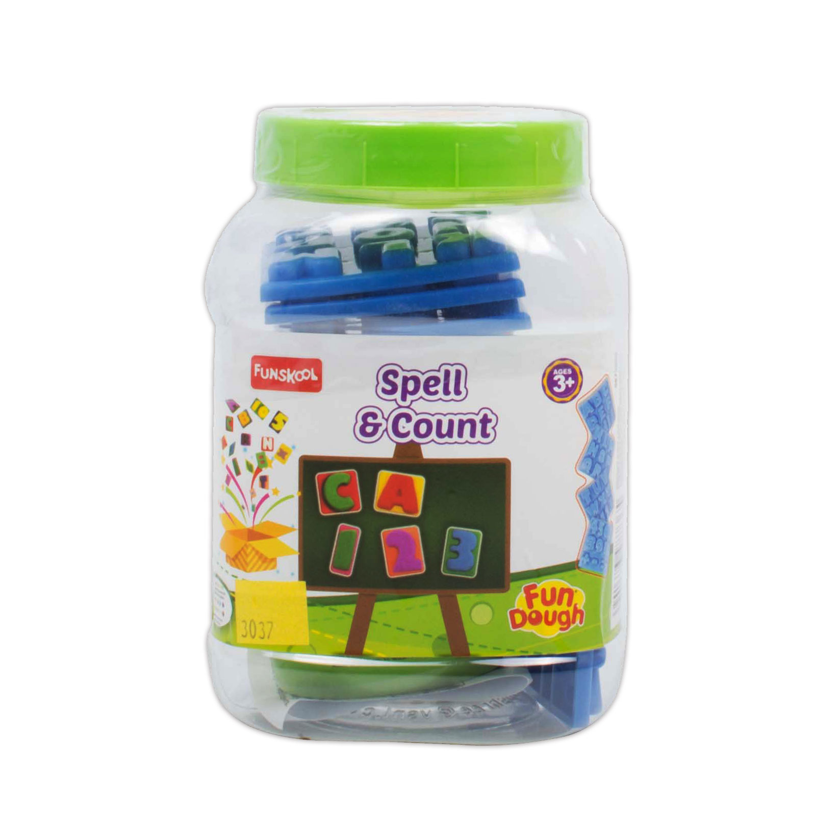 Spell & Count
