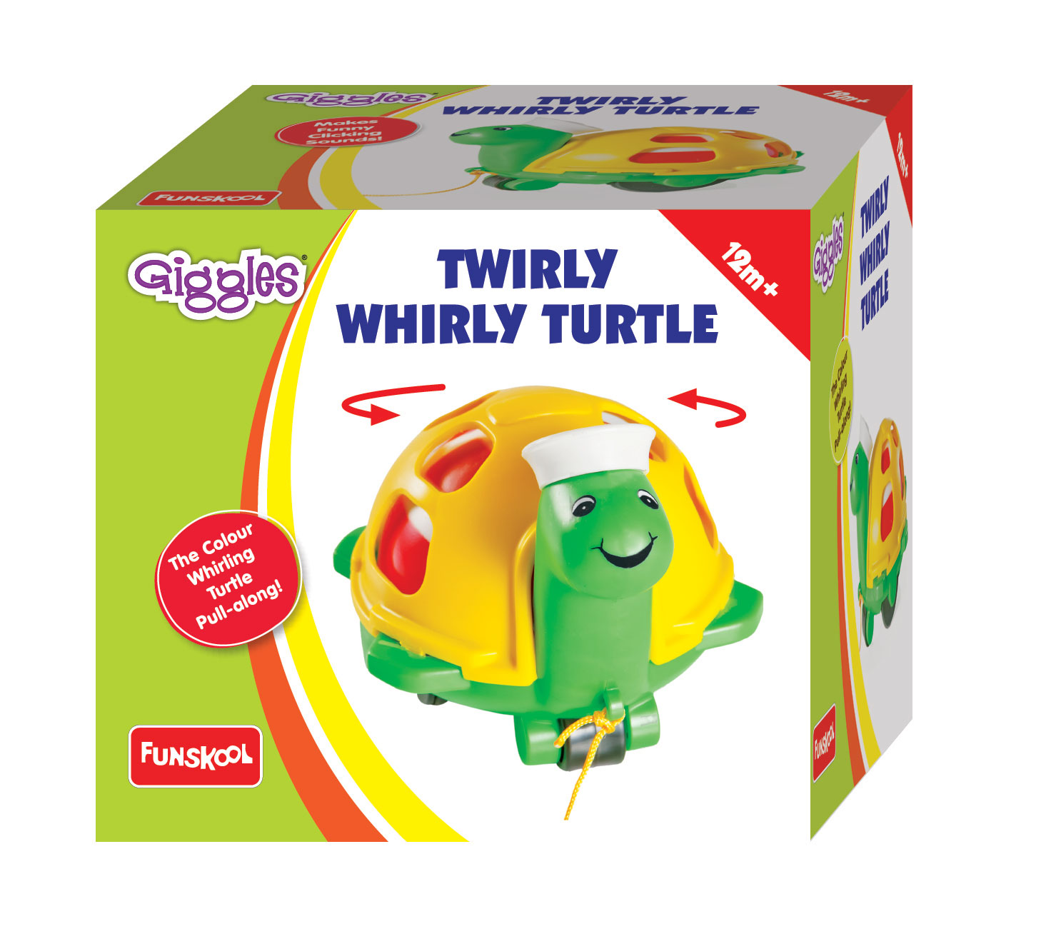Twirlly Whirlly Turtle