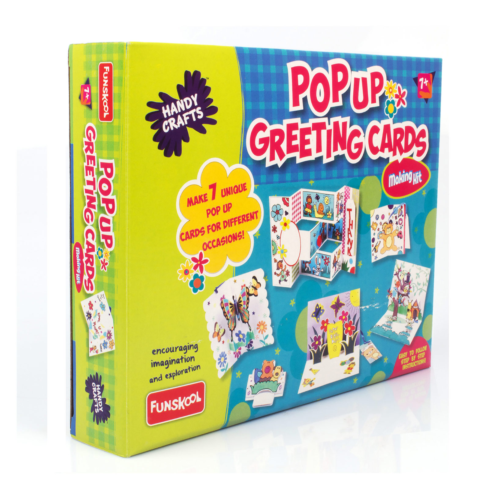 Pop Up Greeting Cards