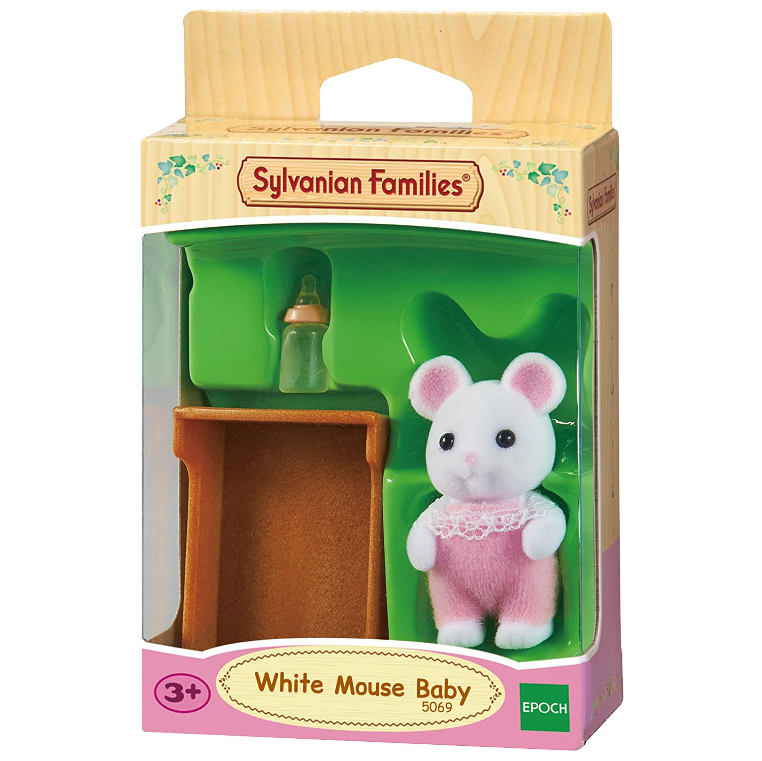 White Mouse Baby